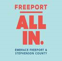 Freeport All In logo