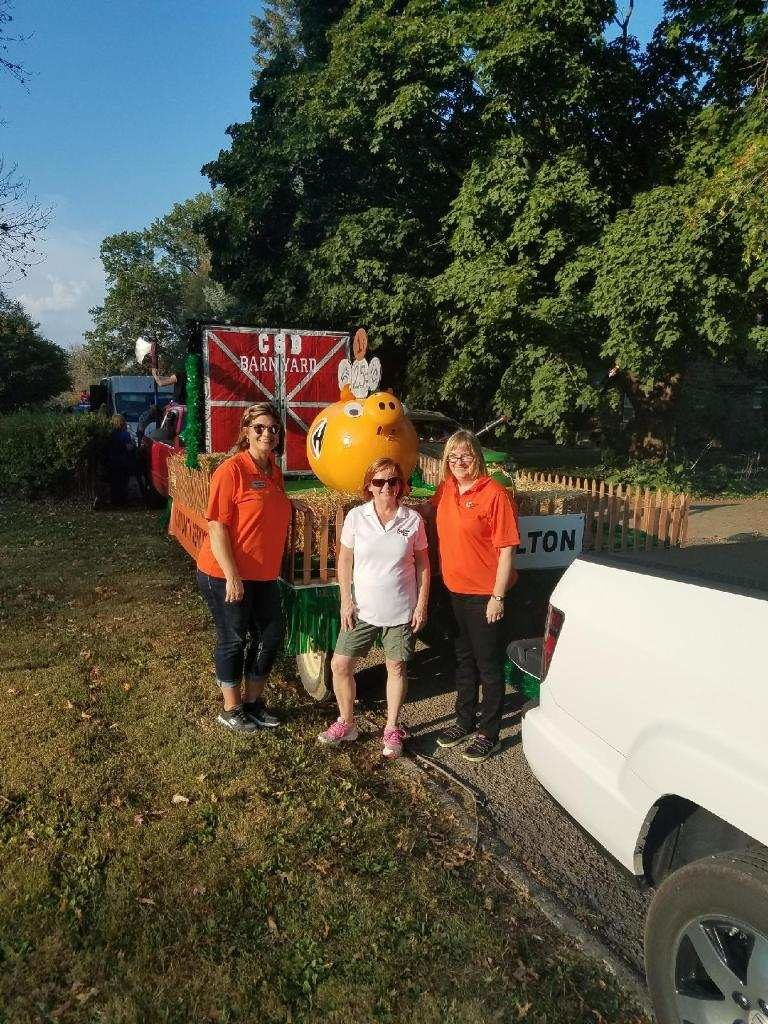 Freeport Homecoming Parade